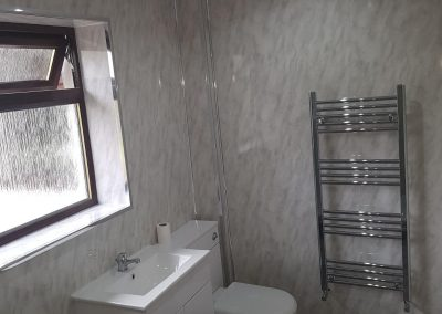 New Bathroom in Lewsmahagow, Glasgow